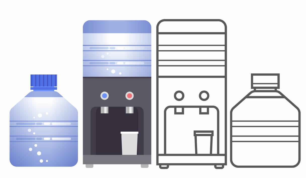 ウォーターサーバーのしくみを解説!お湯や冷水が出るのはどんな構造?